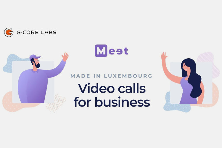 G-Core Labs launched Meet, a free video call service for businesses