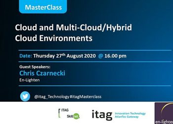 Cloud and Multi-Cloud Hybrid Cloud Environments with Chris Czarnecki