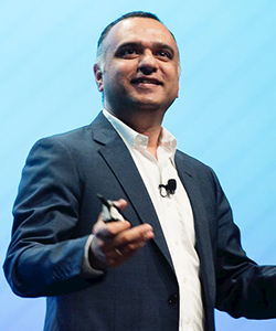 Dheeraj Pandey, Co-Founder and CEO of Nutanix