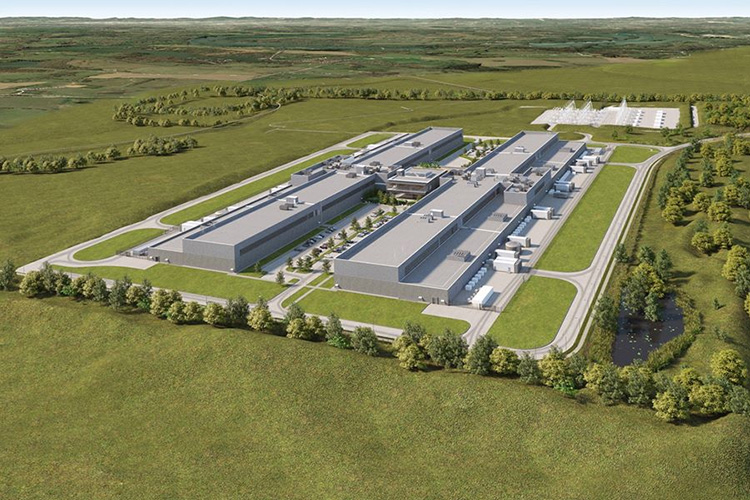 Facebook announces $800M data center