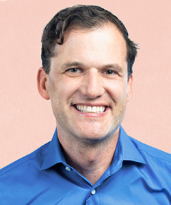 Joshua Bixby, Chief Executive Officer of Fastly