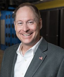 Kurt Stoever, DC BLOX's Chief Sales and Marketing Officer