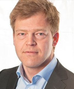 Wouter van Hulten, CEO of PAIX Data Centres