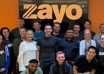 Zayo announced an expansion to its IP Transit capacity