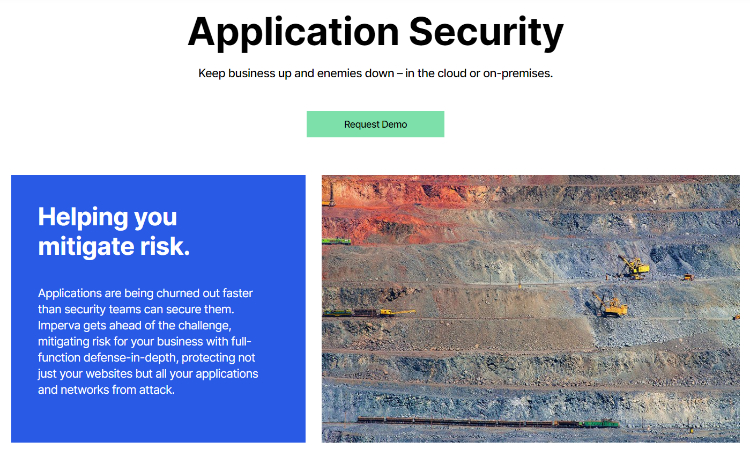 Imperva Application Security