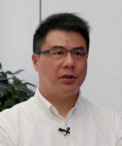Alain Wu, CEO of Xunxi Digital Technology Company, Alibaba Group