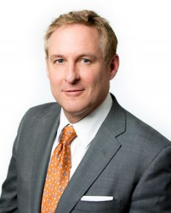 Glen Dodson, SVP of Oracle's National Security Group,