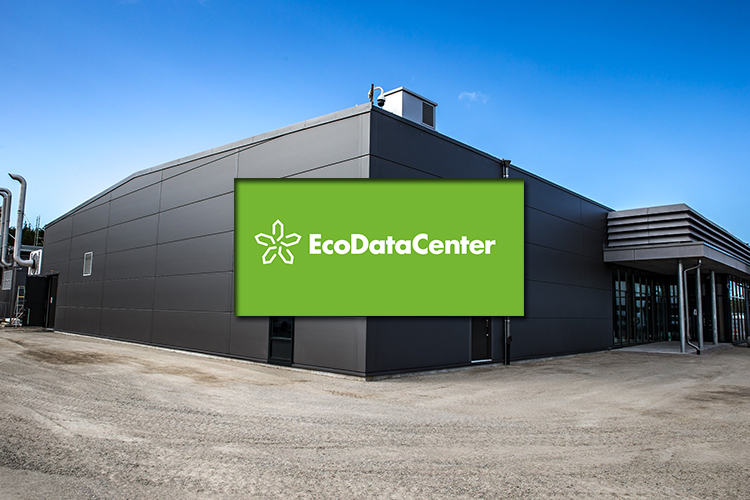 Loopia chooses EcoDataCenter