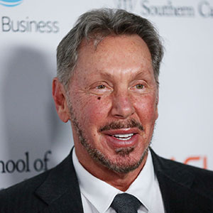 Oracle Chief Technology Officer Larry Ellison