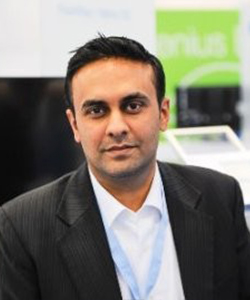 Sanjay Jagad, senior director of products and solutions at Cloudian