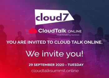 "Get your free ticket for CloudTalk Online ""Matchmaking Summit""special for Cloud7 readers!"