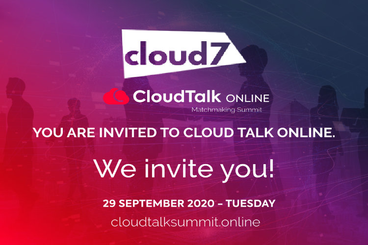 """Get your free ticket for CloudTalk Online """"Matchmaking Summit""""special for Cloud7 readers!"""