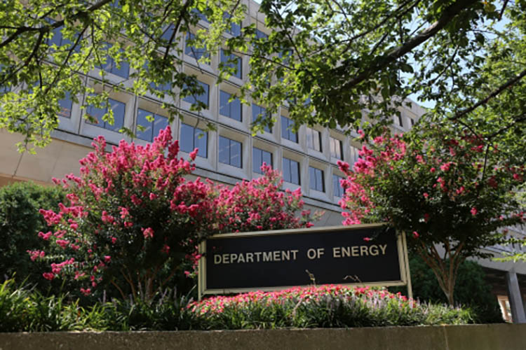 A five-year technology agreement between Google Cloud and U.S. Department of Energy