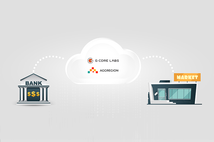 Aggregion is now connected to the G-Core Labs cloud