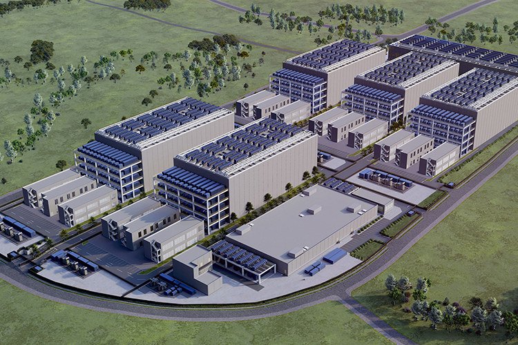 AirTrunk plans the largest data center in APAC