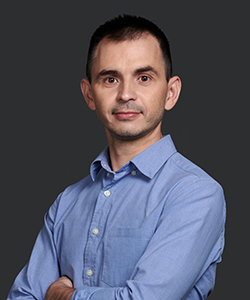 Alexey Petrovskikh, Head of G-Core Labs streaming platform department, G-Core Labs