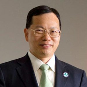 Charles Liang, president and CEO of Supermicro,