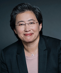 Dr. Lisa Su, President and CEO, AMD