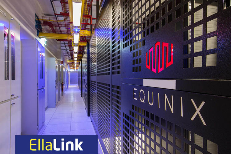 EllaLink partners with Equinix for linking two continents