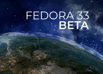Fedora 33 Beta is out!