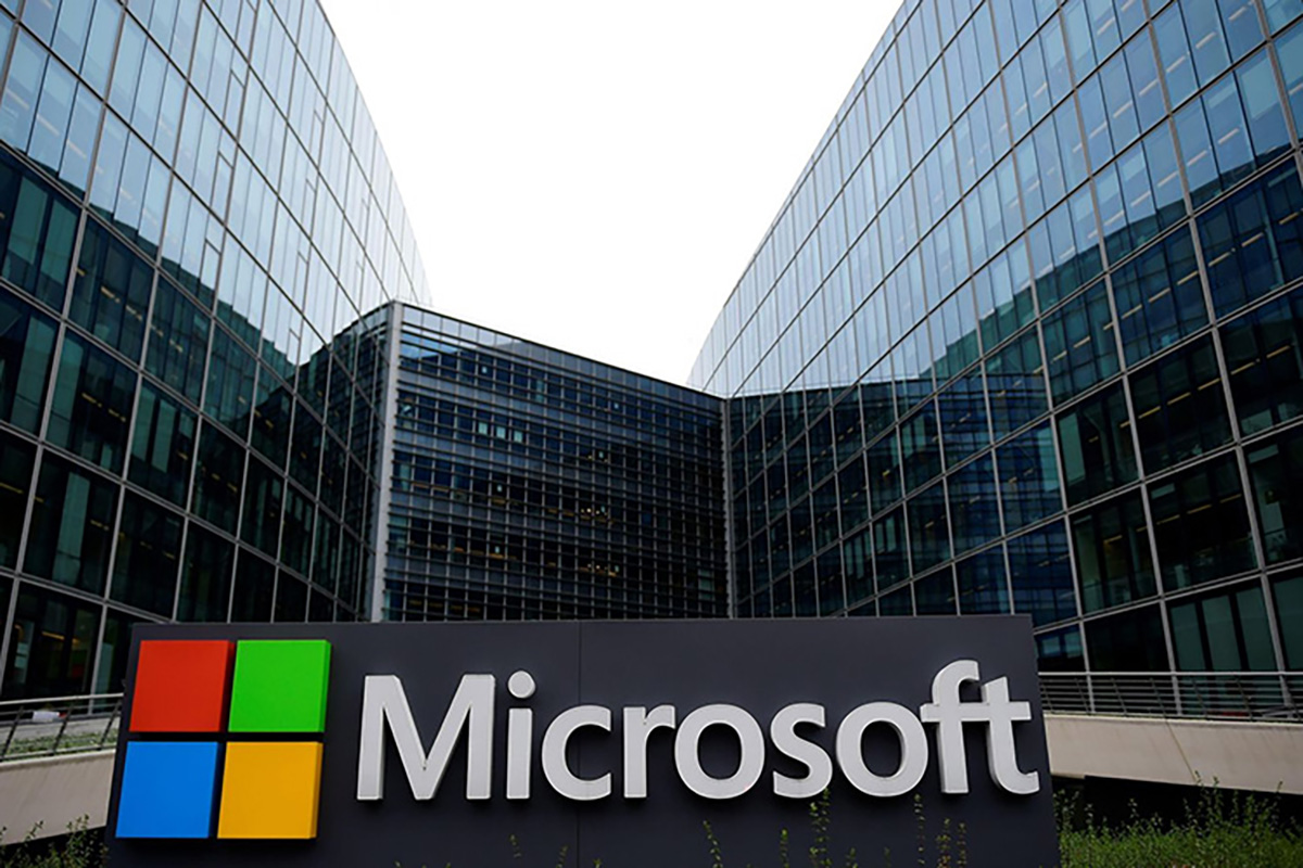 High demand for cloud services reflected on Microsoft Q1 results