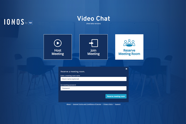 IONOS launches free video conferencing service