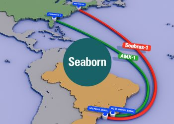 Infinera and Seaborn to launch AMX-1 submarine network