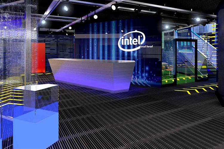 Intel shares plunges 10% after data-center sales drop more than expected