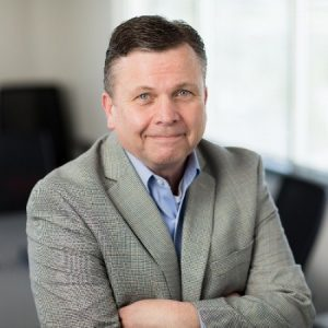 Jim Paterson, Executive Vice President, Global Products and Technology, Sungard AS