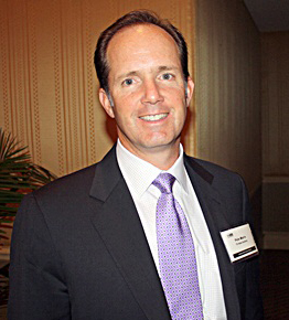 T5's President and CEO Pete Marin