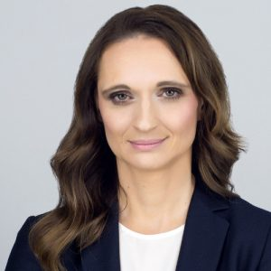The head of network management and IT services at A1 Croatia, Antonia Kujundzic Velimirovic,