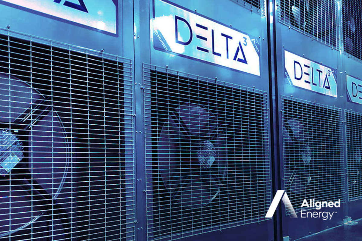 Aligned improves its data center cooling technology