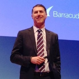 BJ Jenkins, President and CEO, Barracuda