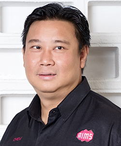 Chiew Kok Hin, Chief Executive Officer, AIMS Data Centre