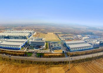 Chindata Group opens a single hyperscale data center in Shanxi