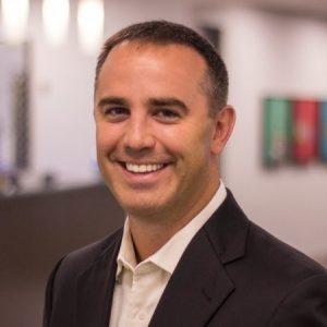 Chris Adams, president and CEO