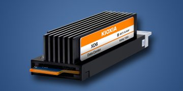 KIOXIA introduced XD6 Series SSDs