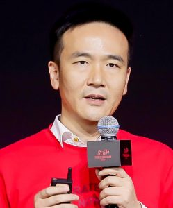 Li Cheng, Chief Technology Officer of Alibaba Group,