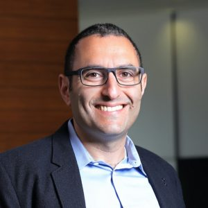 Mansour Karam, Co-Founder, and President of Apstra