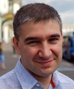 Serguei Beloussov, Founder and CEO, Acronis
