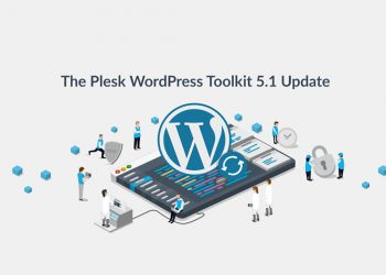 The Plesk WordPress Toolkit 5.1 is ready to use
