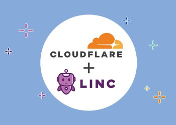 Cloudflare announced the acquisition of Linc