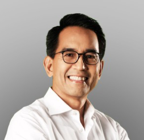 Peter Maquera, Senior Vice President for Globe Business