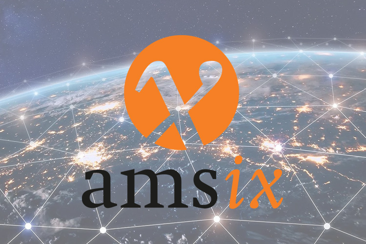 AMS-IX Over 35 growth in internet data volume