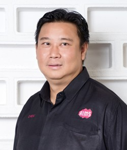 Chiew Kok Hin, CEO of AIMS Data Centre
