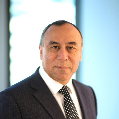 DCI's Chief Executive Officer Malcolm Roe