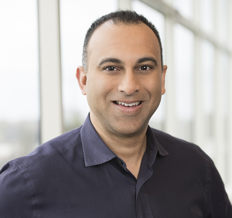 Navin Shenoy, executive vice president and general manager of the Data Platforms Group at Intel