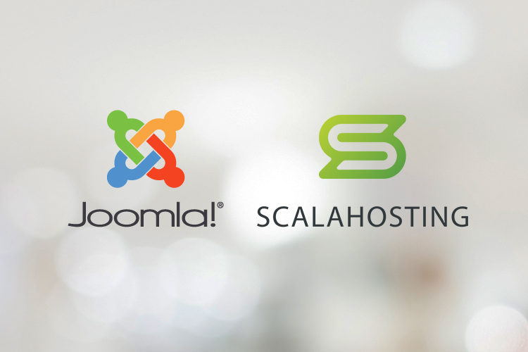 Joomla selects ScalaHosting as Exclusive VPS hosting partner