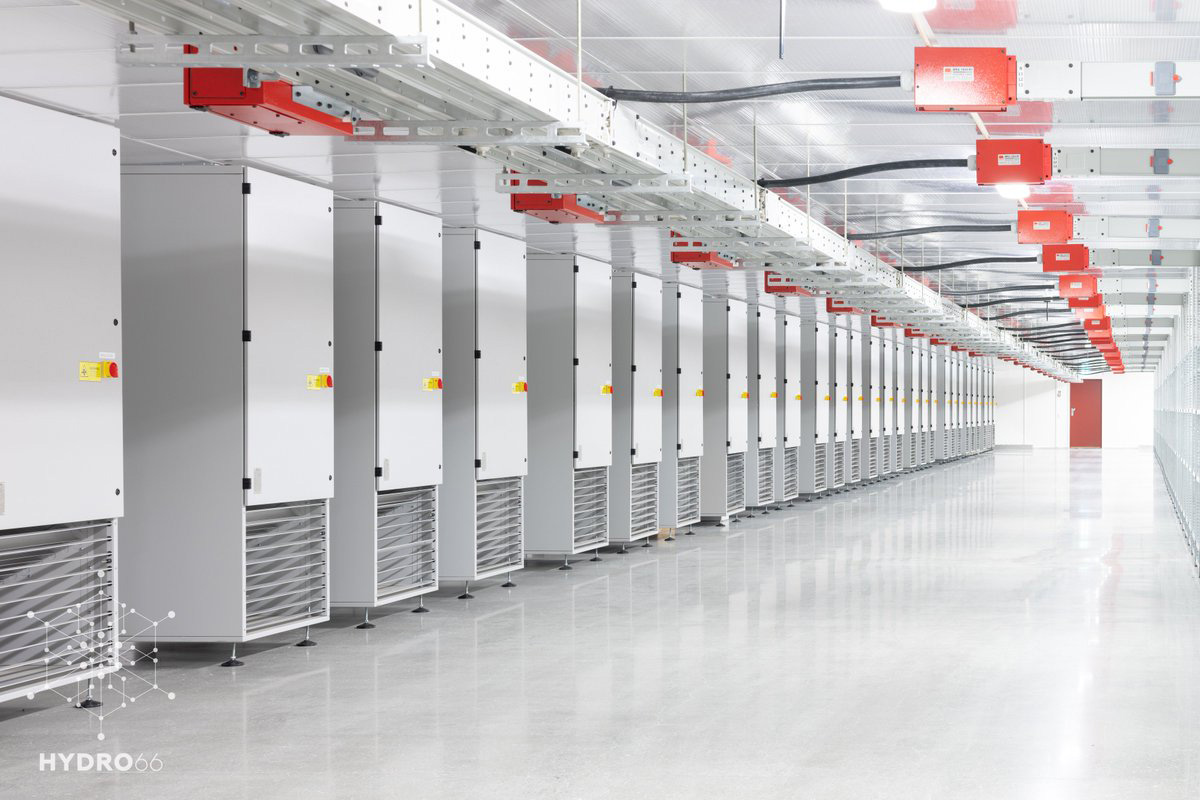 Northern Data acquires Hydro66 Data Center for €25M