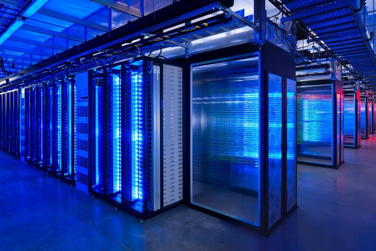 A strong uptake of data center spaces in Asia-Pacific